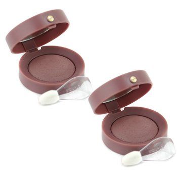 Bourjois-Ombre A Paupieres Eyeshadow Duo Pack - # 63 Taupe Essentiel