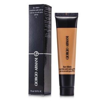 Giorgio Armani Face Fabric Second Skin Nude Makeup SPF 12 - # 2 Porcelain 40ml/1.35oz