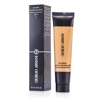 Giorgio Armani Face Fabric Second Skin Nude Makeup SPF 12 - # 3 Natural Beige