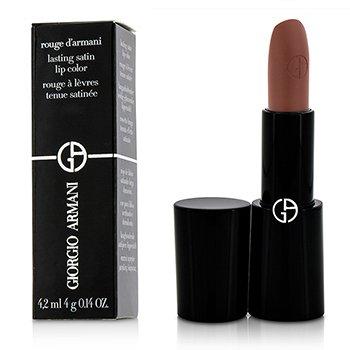 Giorgio Armani Rouge d`Armani Lasting Satin Lip Color - # 201 Brown 4g/0.14oz