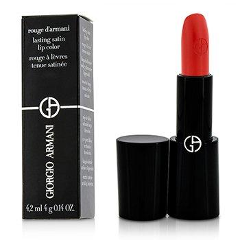 Giorgio Armani Rouge d`Armani Lasting Satin Lip Color - # 401 Red 4g/0.14oz
