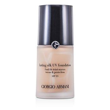 Giorgio Armani Lasting Silk UV Foundation SPF 20 - # 5 Warm Beige  30ml/1oz