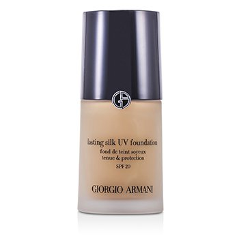 Giorgio Armani-Lasting Silk UV Foundation SPF 20 - # 5.5 Natural Beige
