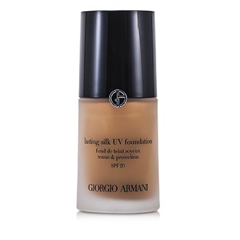 Giorgio Armani-Lasting Silk UV Foundation SPF 20 - # 7 Tan