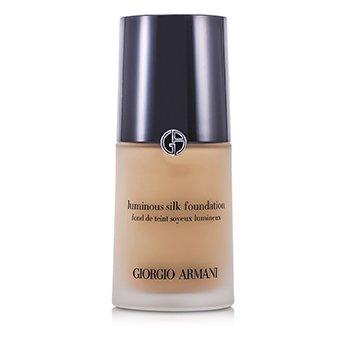 Giorgio Armani-Luminous Silk Foundation - # 4 Light Sand