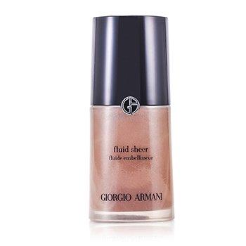 Giorgio Armani-Fluid Sheer - # 3 Golden Bronze