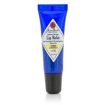 Jack BlackIntense Therapy B�lsamo Labial SPF 25 Con Lim�n y Camomila 7g/0.25oz