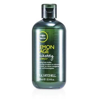 Paul MitchellTea Tree Lemon Sage Thickening Shampoo (Energizing Body Builder) 300ml/10.14oz