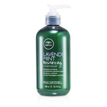 Tea Tree Lavender Mint Увлажняющий Кондиционер (Увлажняет и Успокаивает) 300ml/10.14oz от Strawberrynet