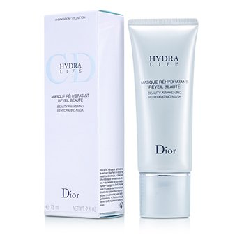 Christian Dior Hydra Life Beauty Awakening Rehydrating Mask 75ml/2.6oz