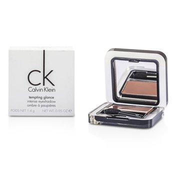 Calvin Klein-Tempting Glance Intense Eyeshadow - #107 Brown Velvet