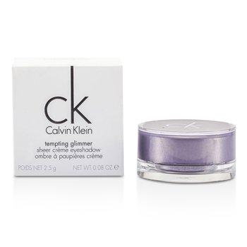 Calvin Klein-Tempting Glimmer Sheer Creme EyeShadow - #304 Vintage Metal