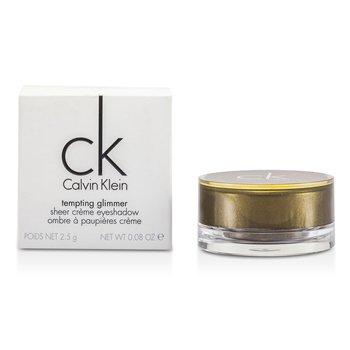 Calvin Klein-Tempting Glimmer Sheer Creme EyeShadow - #308 Sage Shimmer