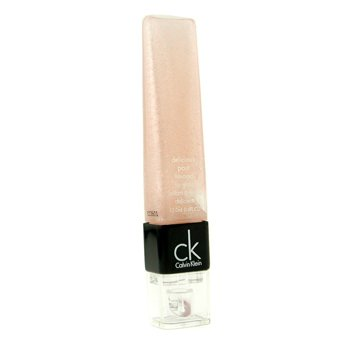 Calvin Klein-Delicious Pout Flavored Lip Gloss - #405 Pink Breeze