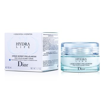 Christian Dior Hydra Life Pro-Youth Sorbet Creme ( Normall and Combination Skin )  50ml/1.7oz