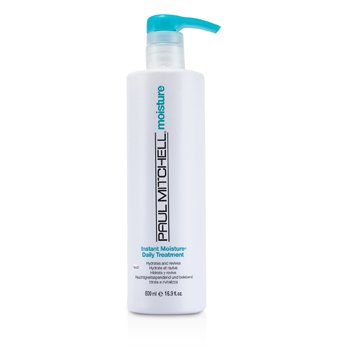 Paul MitchellMoisture Instant Moisture Daily Treatment (Hydrates and Revives) 500ml/16.9oz