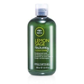 Tea Tree Lemon Sage Кондиционер для Густоты Волос (Бодрящее Средство для Объема Волос) 300ml/10.14oz от Strawberrynet
