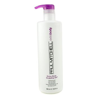 Paul MitchellGel Esculpidor Extra Cuerpo ( Gel Volumen) 500ml/16.9oz