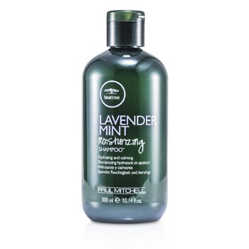 Tea Tree Lavender Mint Moisturizing Shampoo (Hydrating and Calming)