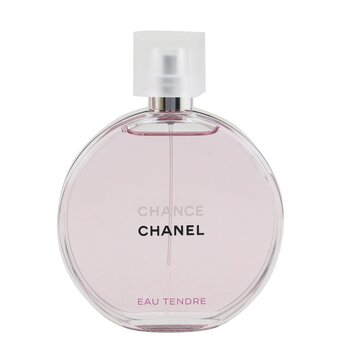 Chanel Chance Eau Tendre Eau De Toilette Spray  100ml/3.4oz
