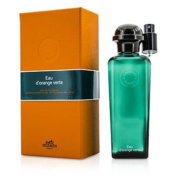 Hermes D'Orange Verte Eau De Cologne Spray 200ml/6.7oz