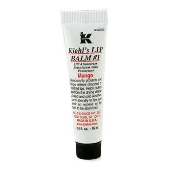 Kiehl'sB�lsamo Labial Protector SPF4  - # 1 Mango 15ml/0.5oz