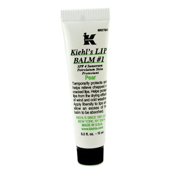 Kiehl's Lip Balm SPF4 Sunscreen - # 1 Pear  15ml/0.5oz