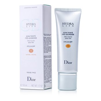 Christian DiorHydra Life Pro-Youth Skin Tint SPF 20 - # 001 Cream 50ml/1.7oz