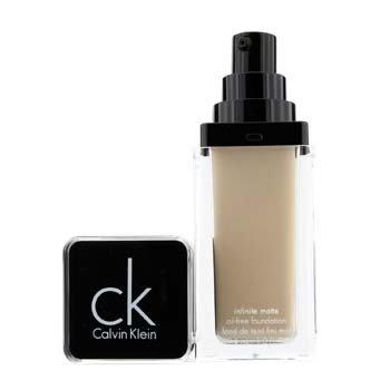 Calvin KleinInfinite Matte Base Libre de Aceite - # 203 Toasted 29.6ml/1oz