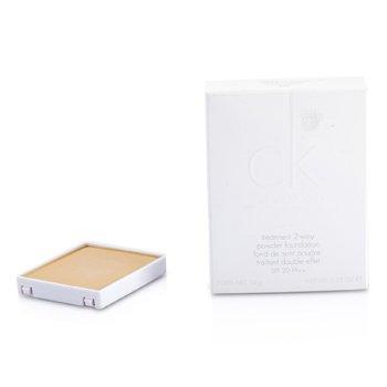 Pure White Treatment Двойная Пудровая Основа SPF 20 Запасной Блок - # 303 Нейтральная Охра 10g/0.35oz StrawberryNET 1309.000