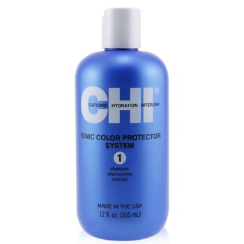 CHIIonic Colour Protector System 1 Shampoo 350ml/12oz