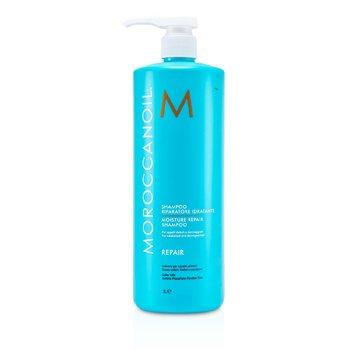 Moroccanoil Regeneruj�co-nawil�aj�cy szampon do w�os�w poddawanych zabiegom chemicznym Moisture Repair Shampoo (For Color/Chemically Damaged)  1000ml/33.8oz