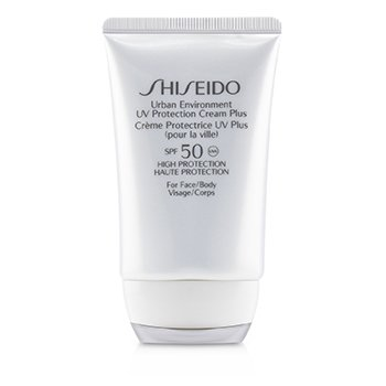 Shiseido Urban Environment Солнцезащитный Крем Плюс SPF 50 (для Лица и Тела) 50ml/1.8oz