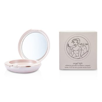 StilaAngel Light Whitening Powder Foundation Compact Case