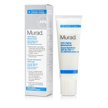MuradAnti AgingHidratante SPF 20 PA++ ( For Blemish-Prone Skin ) 50ml/1.7oz