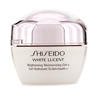 ShiseidoWhite Lucent Brightening Moisturizing Gel W 50ml/1.7oz