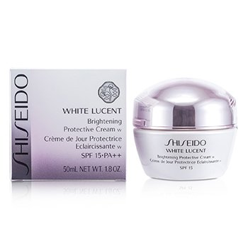 ShiseidoWhite Lucent Brightening Protective Cream W SPF 15 PA++ 50ml/1.8oz