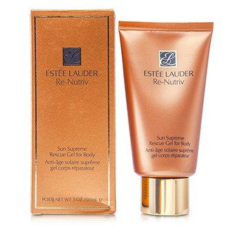 Estee LauderRe-Nutriv Sun Supreme Rescue Gel For Body - Gel Corporal Nutriente/Recuperador Solar 150ml/5oz