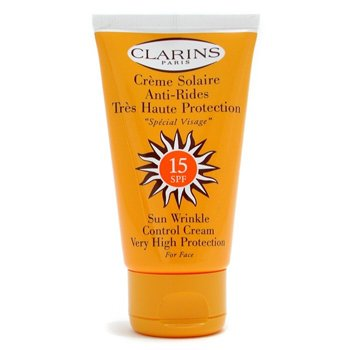 ClarinsSun Wrinkle Control Cream High Protection For Face (Unboxed) 75ml/2.7oz