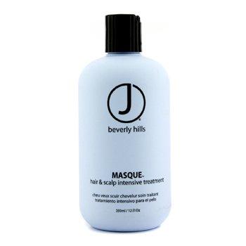 J Beverly Hills Masque Hair & Scalp Intensive Treatment  350ml/12oz