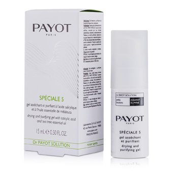 PayotDr Payot Solution Special 5 Drying and Purifying Gel 15ml/0.5oz