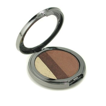 Borghese Shadow Milano Trio - No. 01 Antique Brown (New Packaging)  3.4g/0.12oz