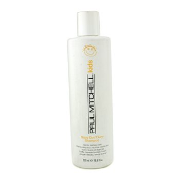Paul Mitchell Kids Baby Don't Cry Shampoo (Gentle, Tearless Wash)  500ml/16.9oz