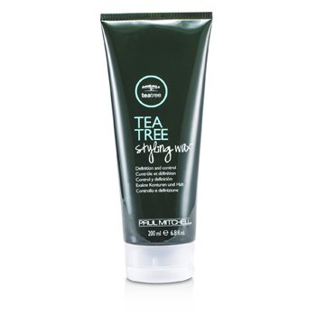 Paul MitchellTea Tree Cera Fijadora ( Definici�n y Control ) 200ml/6.8oz