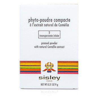 Sisley Phyto Poudre Compacte Pressed Po