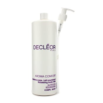 Decleor Aroma Confort Leche Corporal Nutriente ( Tama�o Sal�n )  1000ml/33.8oz