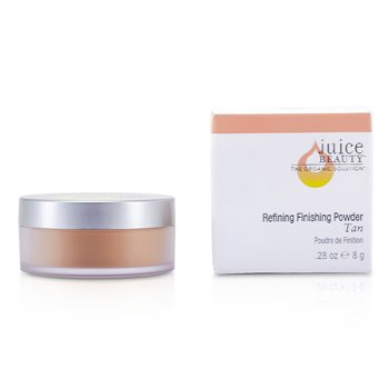 Juice Beauty Refining Finishing Powder - Organic Tan  10g/0.35oz