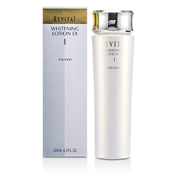 ShiseidoRevital Whitening Lotion EX I 130ml/4.3oz