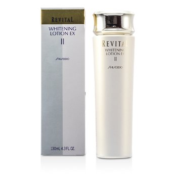 Shiseido Revital Whitening Lotion EX II 130ml/4.3oz