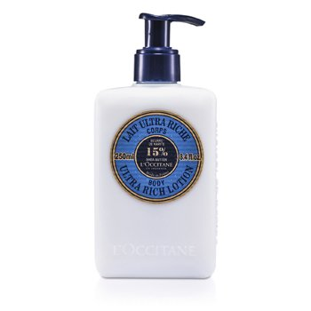 L'OccitaneLo��o Corporal Shea Butter Ultra Rich 250ml/8.4oz